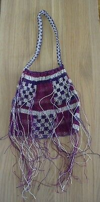 Brand New - Small String Bilum Bag From Papua New Guinea