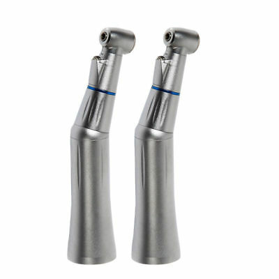 2 Dentaire Low Speed LED Contre Contra Angle E generator Handpiece fit KAVO FR