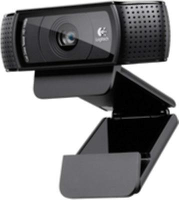 Logitech C920 HD Pro Webcam - Full 1080P Video Calling And Recording