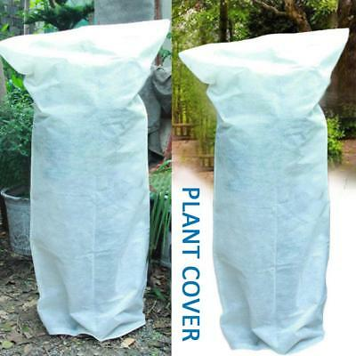 Frost Plant Tree Protection Bags Non-woven Winter Cover Plants Garden Shrubs