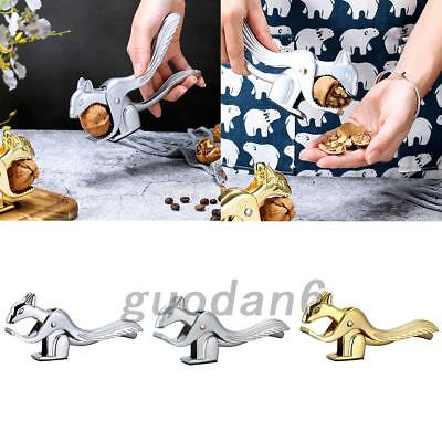Squirrel Nut Cracker Walnut Plier Heavy-Duty Shell QUALITY Nutcracker Remover UK