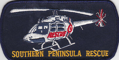 Southern Peninsula Rescue Australia Embroidered Patch