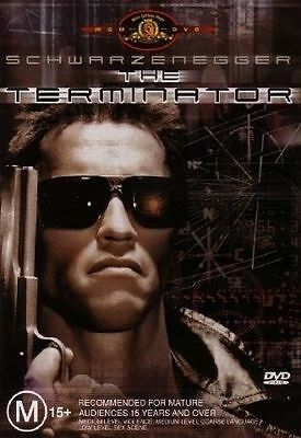 The Terminator (DVD, 2004) 2 Disc Set Fully Loaded Special Edition