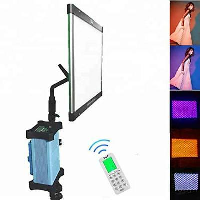 Yidobol Dimmable LED Photography Light Panel W/Remote Control For TV Interview