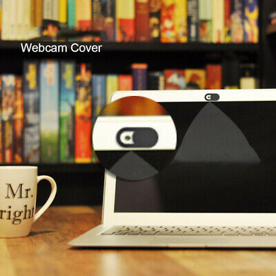 Webcam Cover Slider Camera Shield Privacy Protect Sticker Laptop Tablet Phone PC