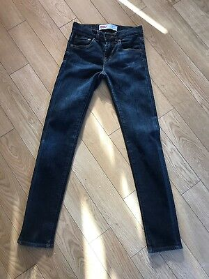 Boys Levis 519  Jeans Extreme Skinny Age 10