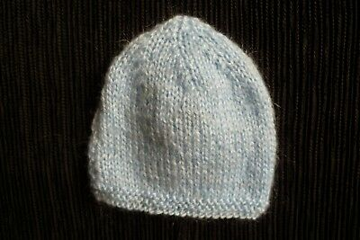 Baby clothes BOY premature/tiny<5lbs/2.3kg NEW! soft baby wool hat SEE SHOP!