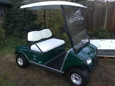 Electric Golf Buggy - Club Car Villager - 48v Includes Charger - Good Batteries