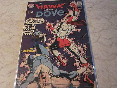 The Hawk and the Dove #6