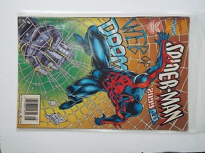Spider-Man 2099 A.D. Web of Doom issue #34