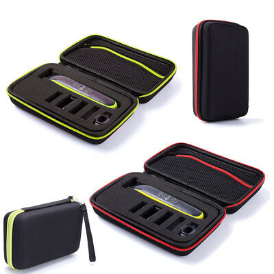 Carrying Case for Philips Norelco OneBlade Electric Shaver Replacement Blade EVA