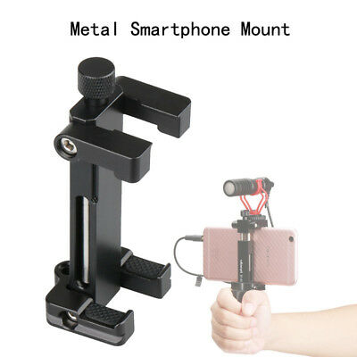 Ulanzi ST-03 Metal Smart Phone Mount Stabilizer Stand Holder Bracket w/ HOT SHOE
