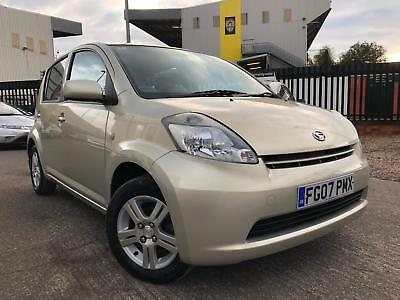 2007 Daihatsu Sirion 1.3 Petrol ** 1 Lady Owner From New ** Warranty Available
