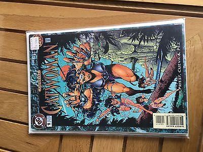 Catwoman Annual 1994 Elseworlds
