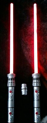Star Wars - Darth Maul Doppel-Lichtschwert FX -(Light Saber)