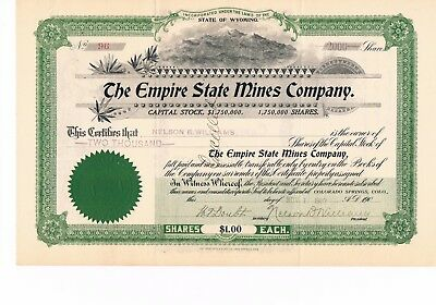 Empire State Mines Co.1902