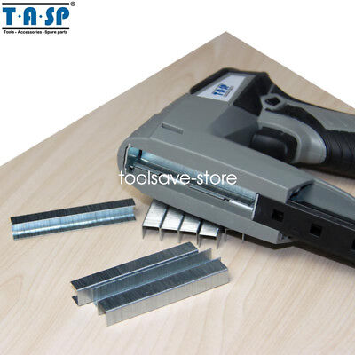 Staples Type 53 1000pcs fit Manual Staple Gun &  Electric Stapler 10mm 6mm TASP