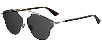 Christian Dior SoReal Pop KJ1 IR Ruthenium Havana   Dark Grey Womens  Sunglasses c4b12bf5f4f8