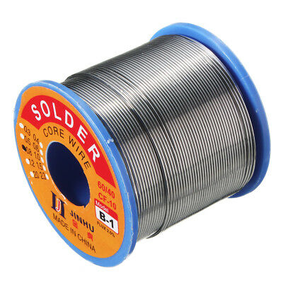 400g 60/40 Tin Lead 1.8-2.2% Flux 0.8mm Day Soldering Solder Wire Reel Tin