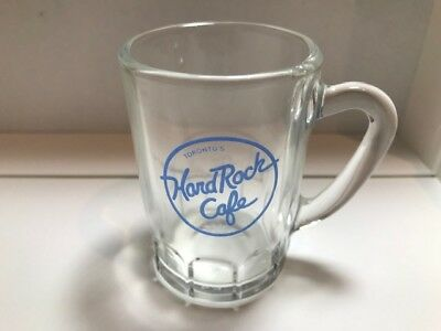 Vintage Toronto's Hard Rock Cafe Shot Glass