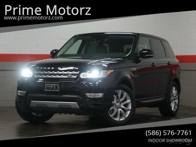 2015 Land Rover Range Rover Sport HSE 4x4 4dr SUV 2015 HSE 4x4 4dr SUV Used 3L V6 24V Automatic 4WD SUV Premium