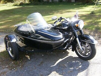 2003 Harley-Davidson Touring  harley road king sidecar tle cle 3 wheeler trike other 100th rare anniversary nr
