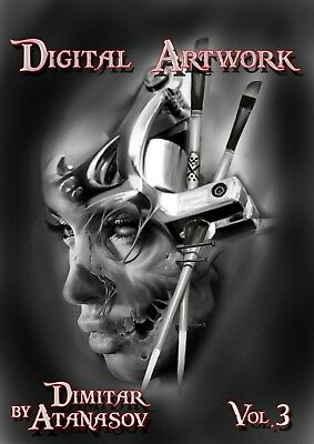 Tattoo  Book Digital Artwork Designs Vol - 3