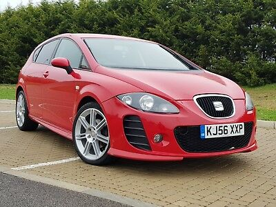 2006 56 Seat Leon 2.0 Tdi 140 Reference Sport Red Factory Btcc Kit No Reserve