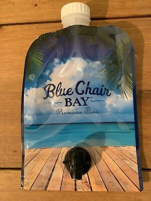 Blue Chair Bay Rum Drink Pouch 💥NEW🏝 Kenny Chesney Island Life