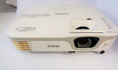 Epson PowerLite X15 H518A 3LCD Projector with HDMI Hours Range up to 3104