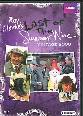 Last of the Summer Wine: Vintage 2000 The new millennium brings new adventures.