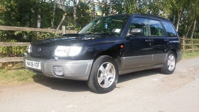 Subaru Forester 4by4 Turbo 2000