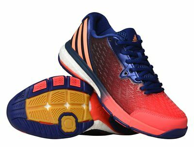 Adidas Energy Volley Boost 2.0 Volleyball Shoes Mystery Blue ⭐️ BA9671 ⭐️