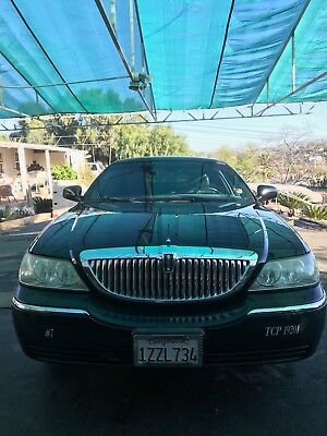 """2005 Lincoln Other DaBryan Limousine Lincoln 2007 120"""" Stretch Black"""