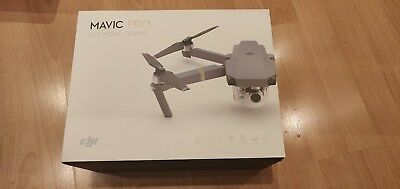 DJI Mavic Pro Fly More Combo - EMPTY BOX ONLY excellent condition