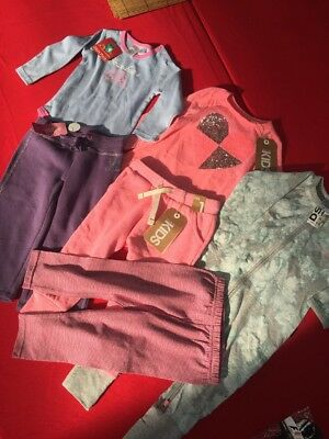 Baby Girls Clothing Bulk Lot size 1 Bonds Cotton On Tracksuit Pants All NWT New