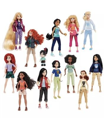 Disney Wreck it Ralph 2 Breaks Internet Doll Set Vanellope Princesses Sold Out
