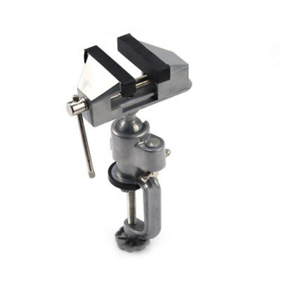 1*Multi Angle Swivel Table Work Bench Vice Die Cast Vise Clamp Craft Repair Tool