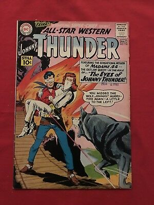 All Star Western Johnny Thunder Madame .44 App Solid Comic