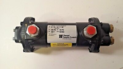 Thermal Transfer B-701-A4-F-BR Heat Exchanger *NEW*