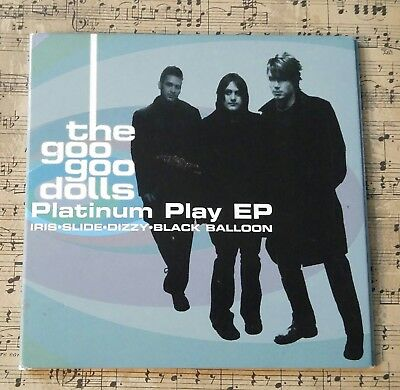 Goo Goo Dolls - Platinum Play EP CD 1999 Pre-Owned Excellent Condition