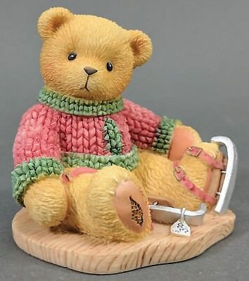 Cherished Teddies ~ Jerome - Can't Bear The Cold (546534) Avon Exclusive  *MINT*