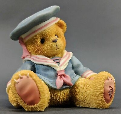Cherished Teddies ~ Marty - I'll Always Be There For You (476722) **MINT**
