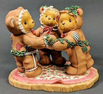 Cherished Teddies ~ Missy Cookie & Riley - A Special Recipe For Our Friendship