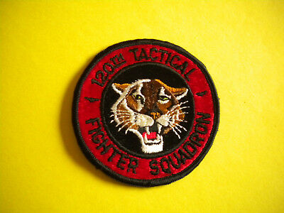 120th Tactical Fighter Squadron Colorado Air National Guard USAF Patch