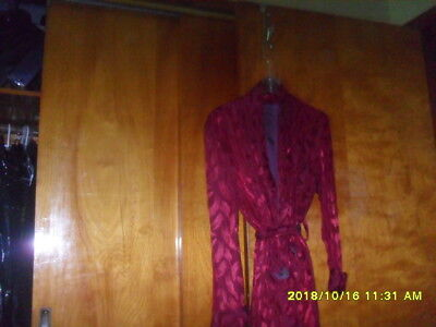 Robe from 1950's Kankakee Il Leuth & Cooley Man Court st Label