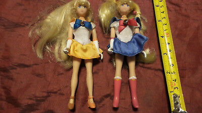Sailor Moon Adventure Dolls 1995 N.T./K., toei