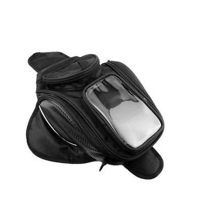 Motorcycle Tank Bag With Big Screen Moto Saddle Oil Fuel Bags Magnetic Bigger