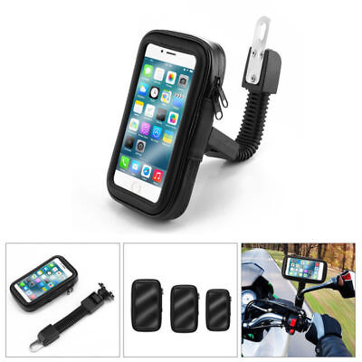 Waterproof Motorbike Motorcycle Scooter Mobile Phone Holder Bag Case for Mobile