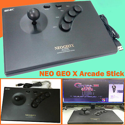 SNK NEO GEO X Arcade Stick Controller for NEO GEO X / PC / PS3 Handheld Console
